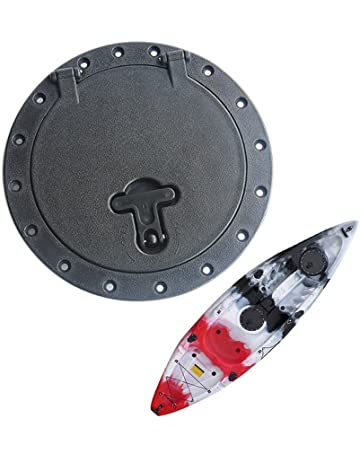 B Baosity 2pcs Guide de Corde de Bateaux Pneumatiques,Kayak,Canoe en PVC