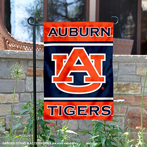 nners Co. Auburn Tigers Garden Flag ()