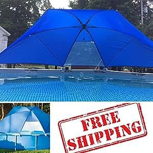 Amazon.com : Swimming Pool Shade Structures, Sunshade