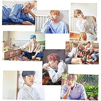 100% True Kpop Bts Love Yourself Beads & Jewelry Making Answer Mini Wall Scroll Poster Hang Up Picture Bangtan Boys Home Decor Professional Design