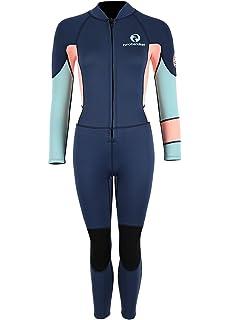 10ce8e606d61 Two Bare Feet MD Harmony Womens Ladies Full Length Neoprene 3/2mm Wetsuit