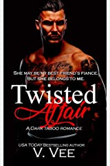 Twisted Affair: Dark Taboo Romance (Eddie and Heaven) Paperback