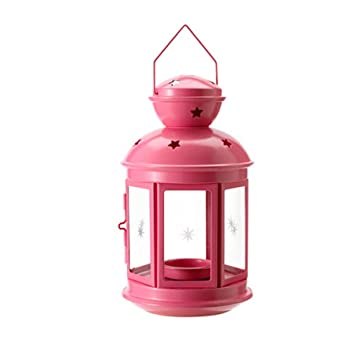 awesome ikea rotera lanterne pour bougie chauffeplat galvanis lantern rose with ikea bougie. Black Bedroom Furniture Sets. Home Design Ideas