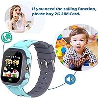 Roikelo Mode wasserdichte schnalle verschluss positionierung kinder smart watch Running GPS-Geräte