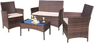 amazon best sellers best patio furniture sets rh amazon com best value in patio furniture Best Patio Furniture with Umbrella