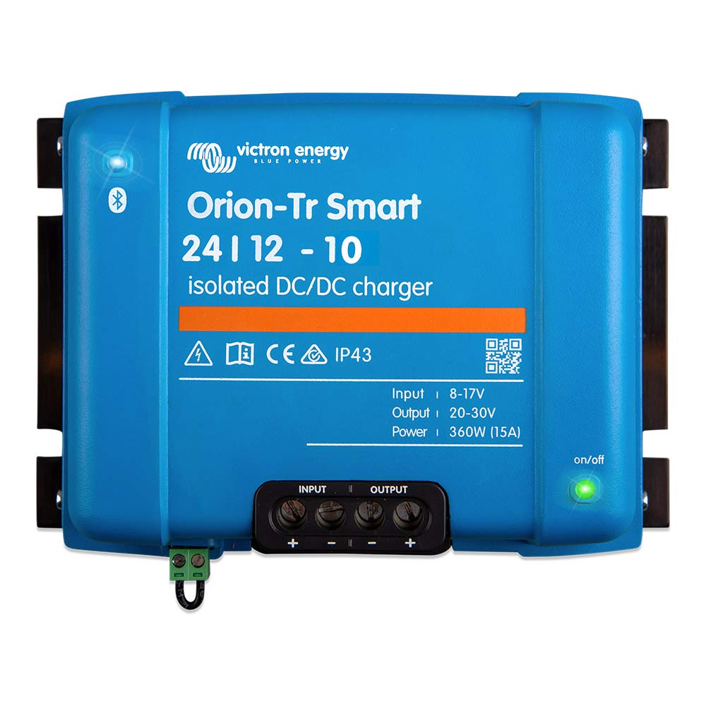 Victron Orion-Tr Smart 24/12-20 A (240 W) DC - Convertidor