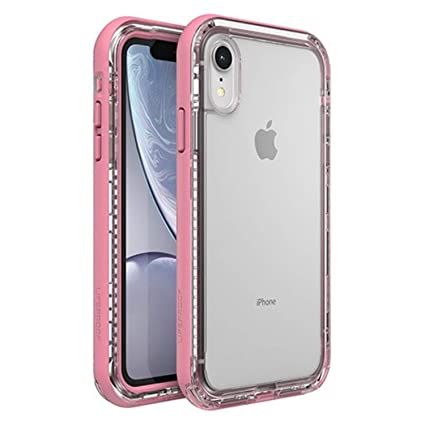 Lifeproof Next Series Case for iPhone XR - Bulk Packaging - Cactus Rose (Clear/Desert Rose)