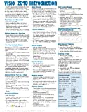 Microsoft Visio 2010 Introduction Quick Reference Guide (Cheat Sheet of Instructions, Tips & Shortcuts - Laminated Card)