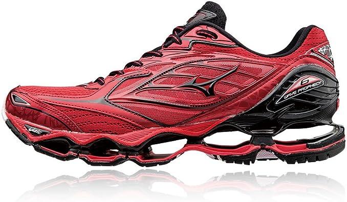 Mizuno Wave Prophecy, Zapatillas de Running para Hombre: Amazon.es ...