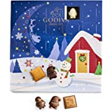 GODIVA Chocolatier Holiday Gourmet Chocolate Advent Calendar 2020