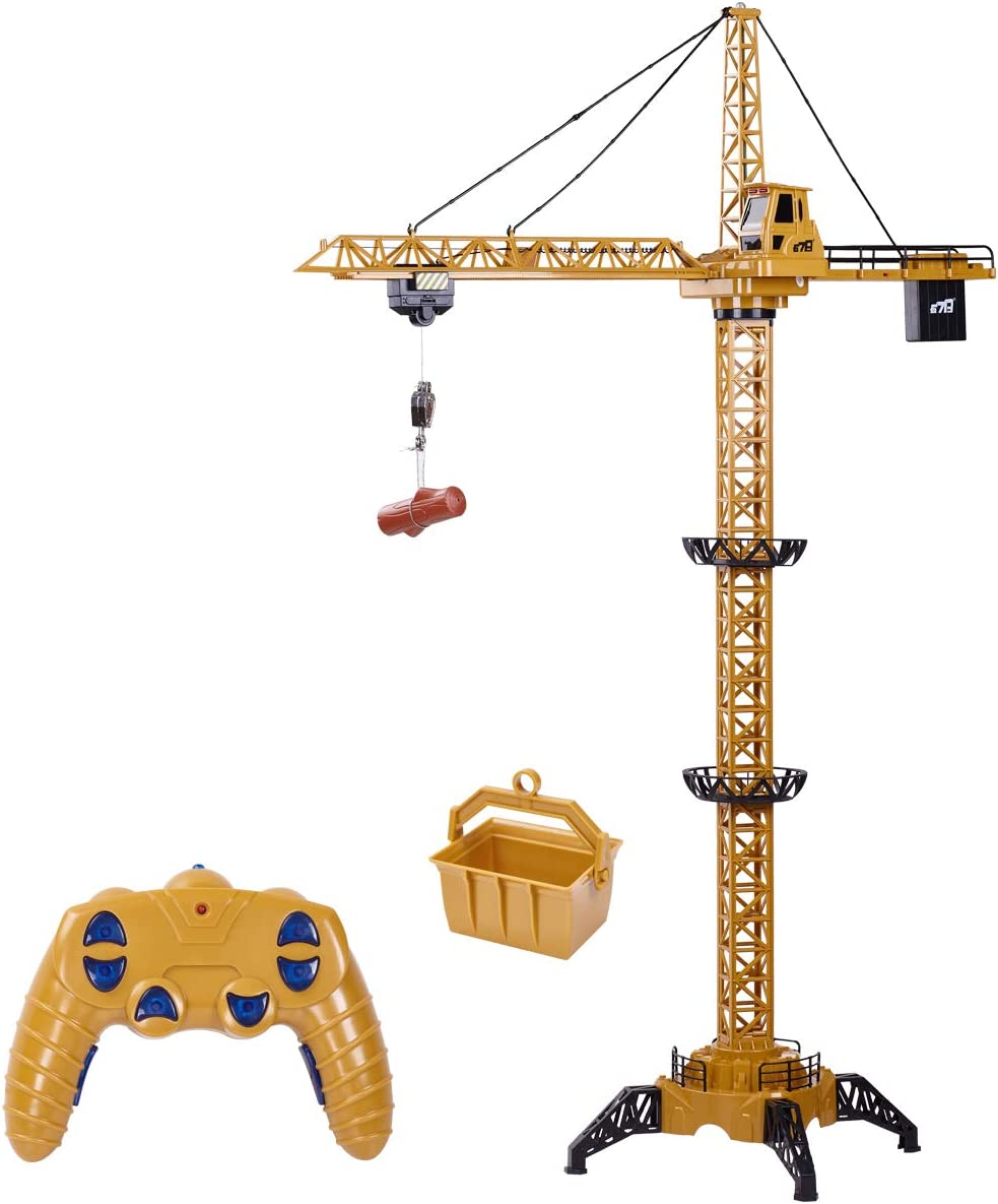 Top 9 Best Remote Control Cranes Toys (2020 Reviews & Buying Guide) 6