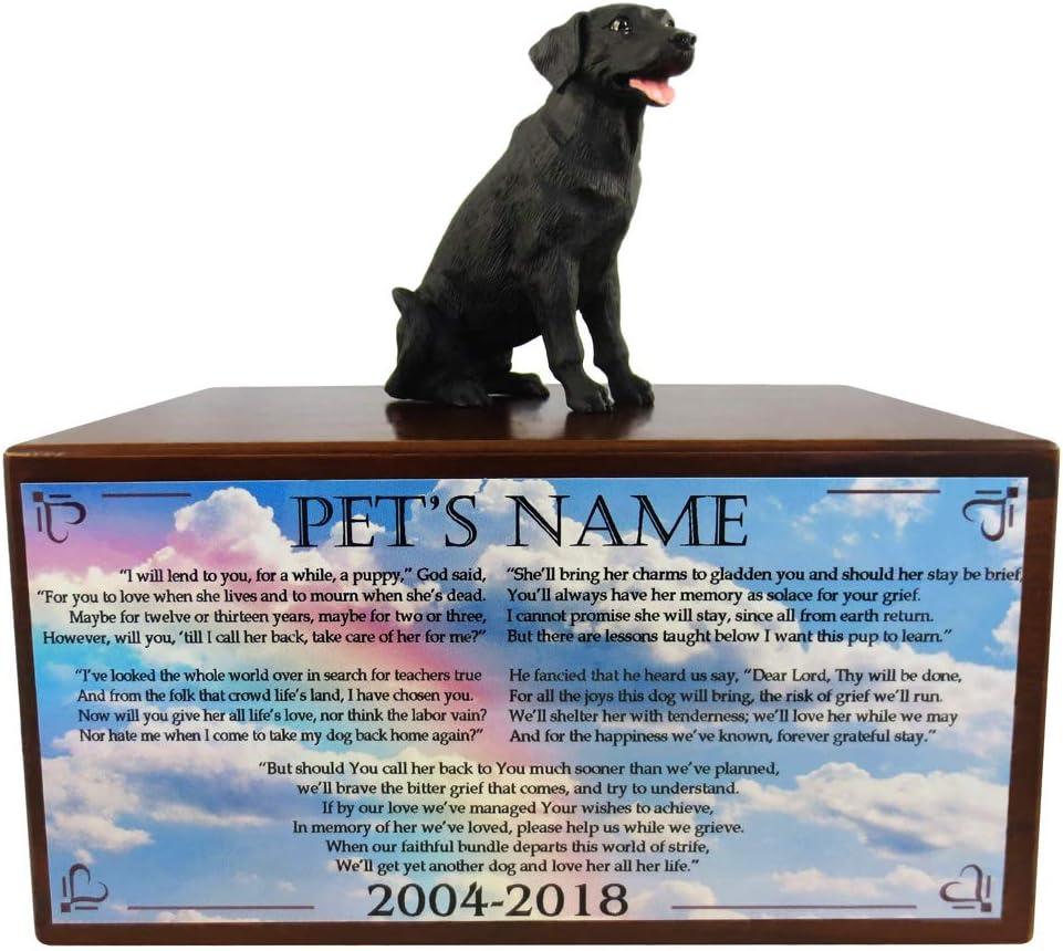 Black Labrador Memorial Collection