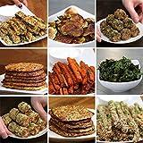 10 Easy Low-Carb Veggie Snacks Image