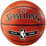 Spalding Bola Basquete  NBA Silver Outdoor  - Borracha