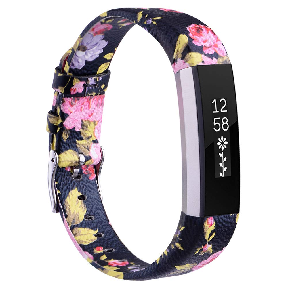 Malla Para Reloj Fitbit Alta / Fitbit Alta Hr (flores)