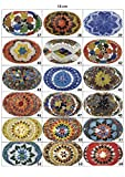 (Choose from 12 Designs) Turkish Moroccan Mosaic