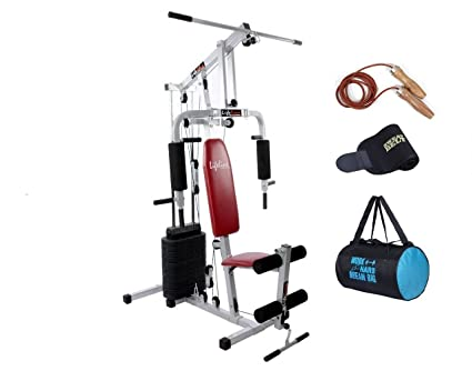 Lifeline hg 002 square home gym: amazon.in: sports fitness & outdoors