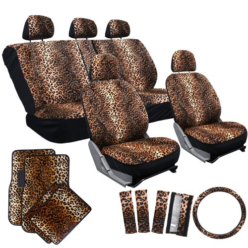 car seat cover brown - 4