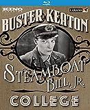 Steamboat Bill Jr./College [Blu-ray]