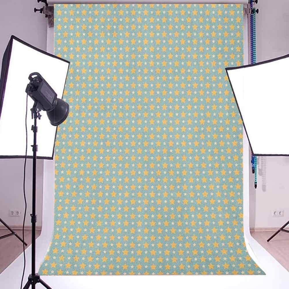 7x10 FT Floral Vinyl Photography Background Backdrops,Silhouettes of Blossoming Fresh Petals of Spring Season on Dark Toned Background Background for Selfie Birthday Party Pictures Photo Booth Shoot