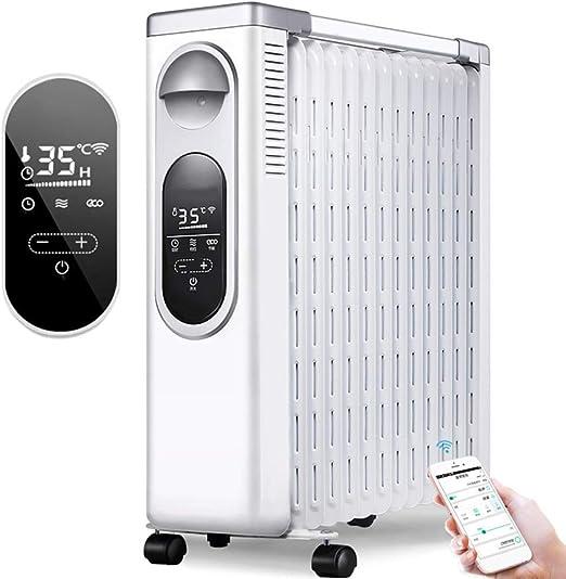 DW&HX Radiador eléctrico para el hogar o Cuarto de baño, Electrico ...