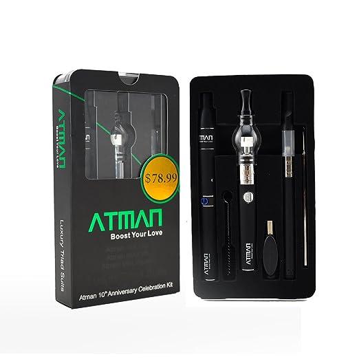ATMAN® Lujo electronico vaporizador para Hierbas Secas y ...