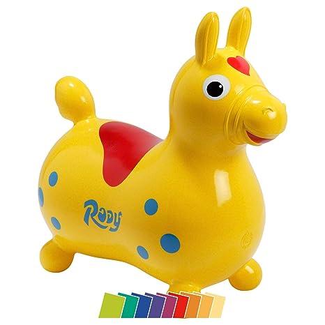 Sport-Tec Cavallo Rody Caballo de Salto, Caballo para Saltar ...