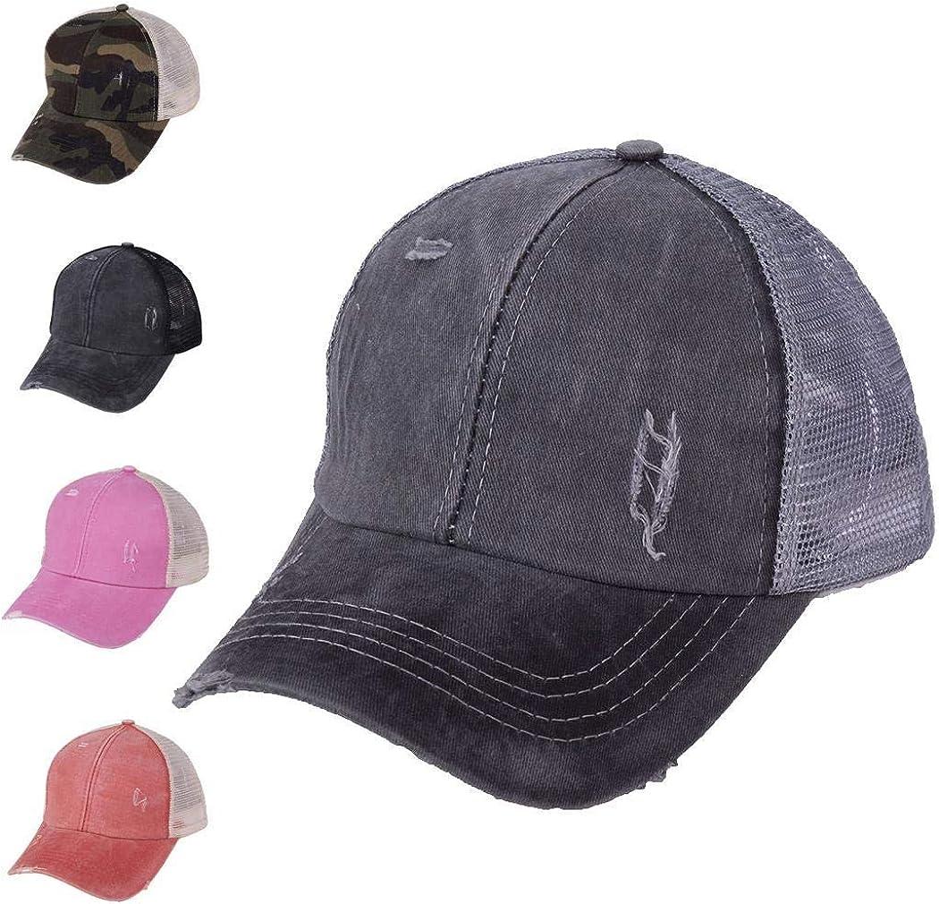 Iekofo New Summer Outdoor Unisex Mesh Patchwork Baseball Cap Sunhat Baseball Caps