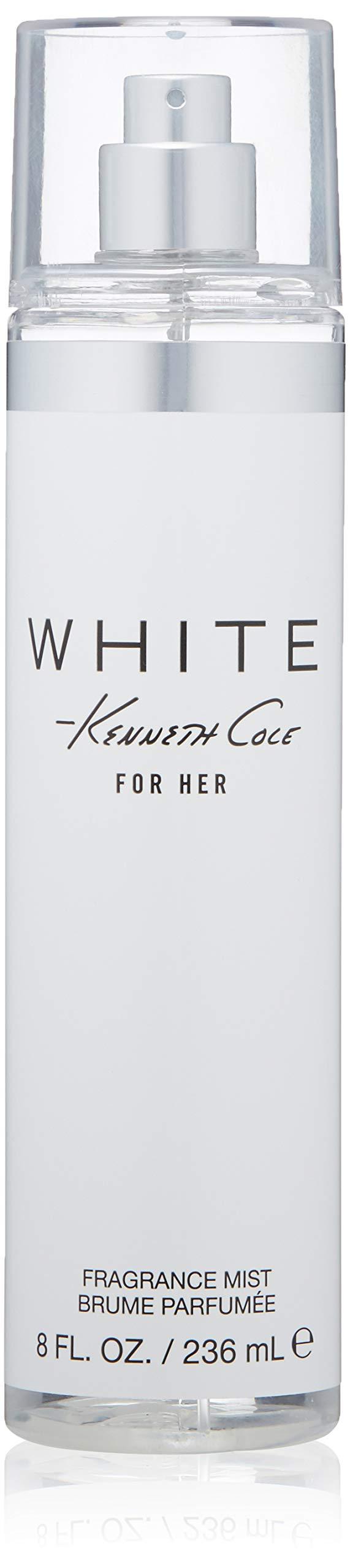 Kenneth Cole White for Her Body Mist, 8.0 Fl oz