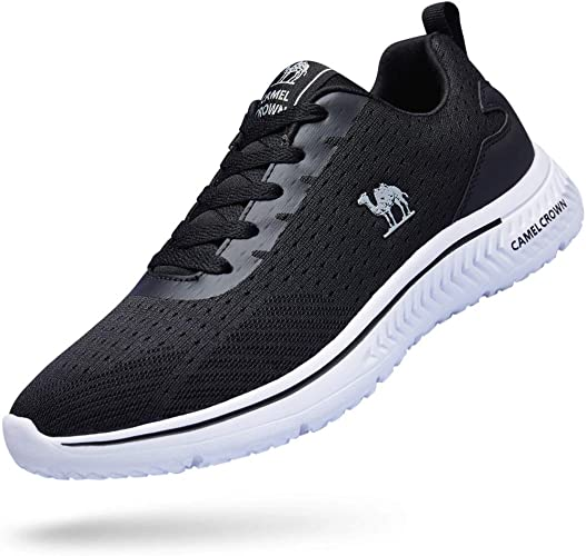 US Womens Sneakers Sports Breathable Tennis Trainers Lace Up Athletic Shoes Size