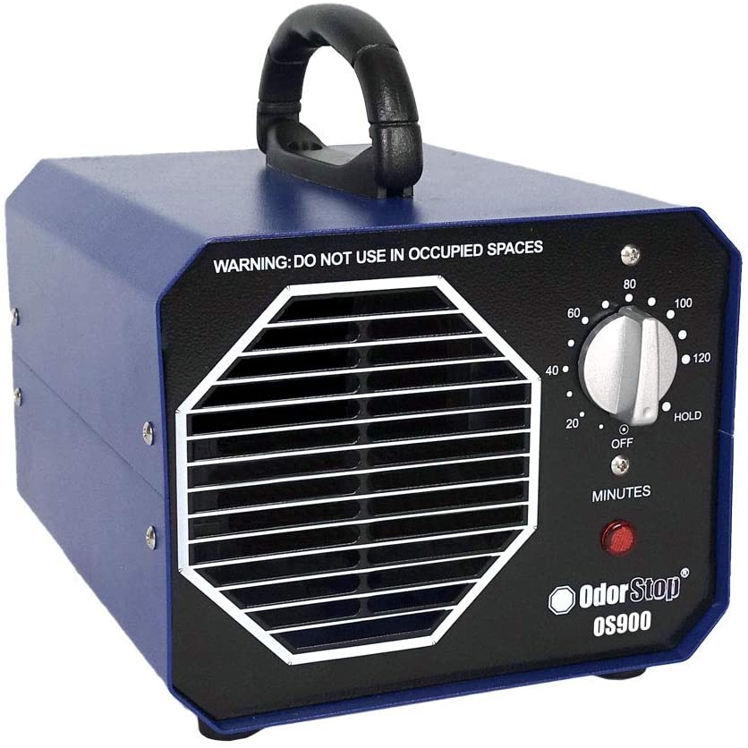 OdorStop Ozone Air Purifiers (900 sq ft + with Ozone)
