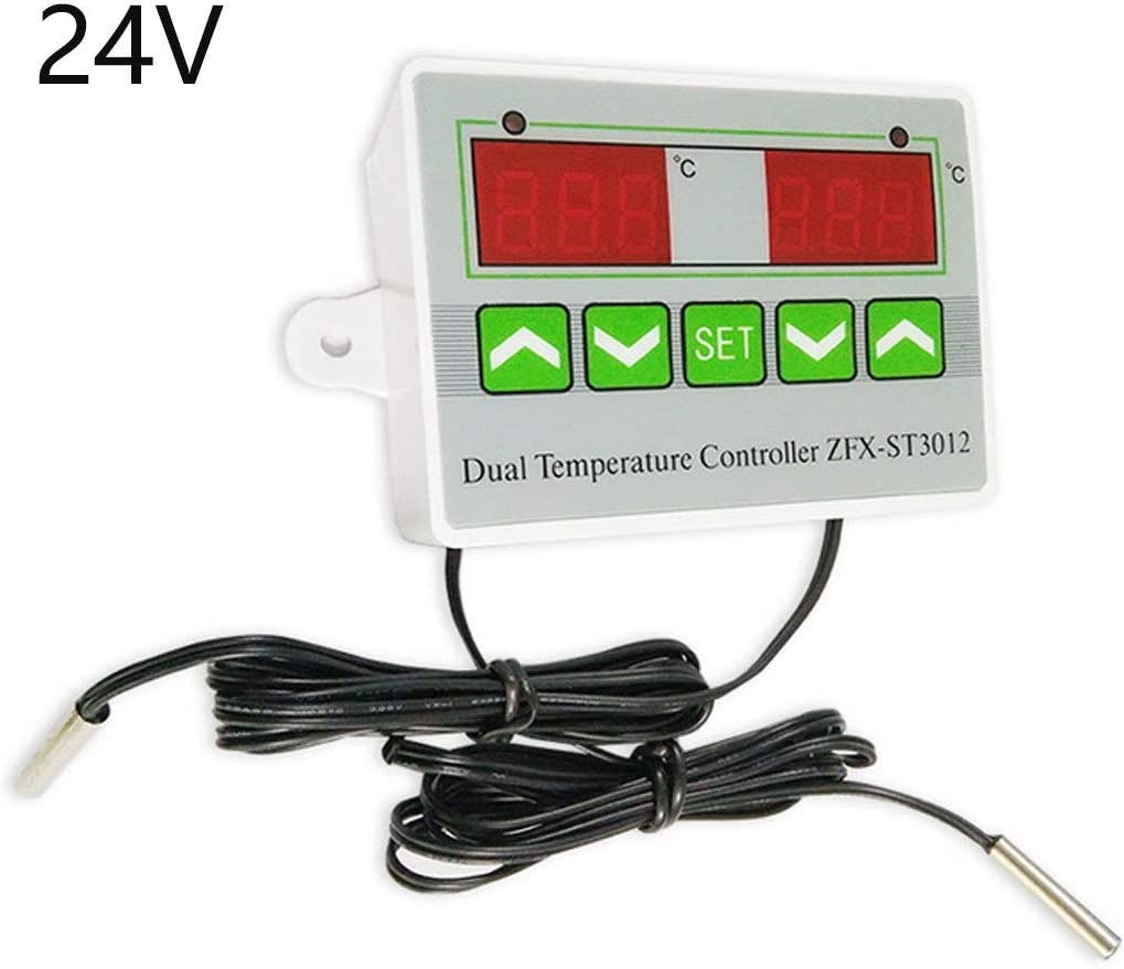 Temperaturregler Heizungsregelung Micro Digital Delay Inkubator Control Computer Raumthermostat