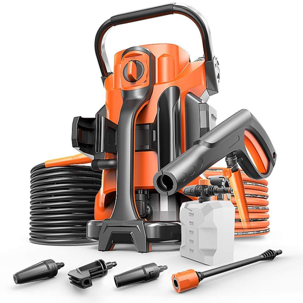 Lavadora de alta presión con accesorios 170Bar 2100W de potencia ...