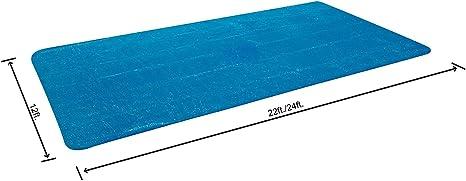 Bestway 58228 - Cobertor Solar para Piscina Desmontable ...