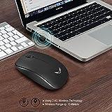 3-Buttons Ultra Light Portable Optical Wireless