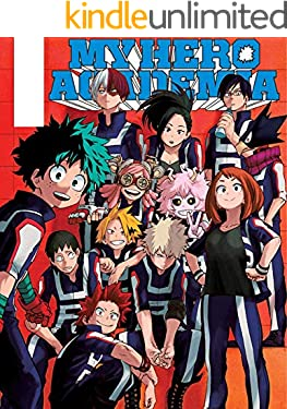 My Hero: Academia Manga box set