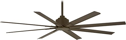 Minka Aire Xtreme H2O 65 in. Indoor/Outdoor Oil Rubbed Bronze Ceiling Fan