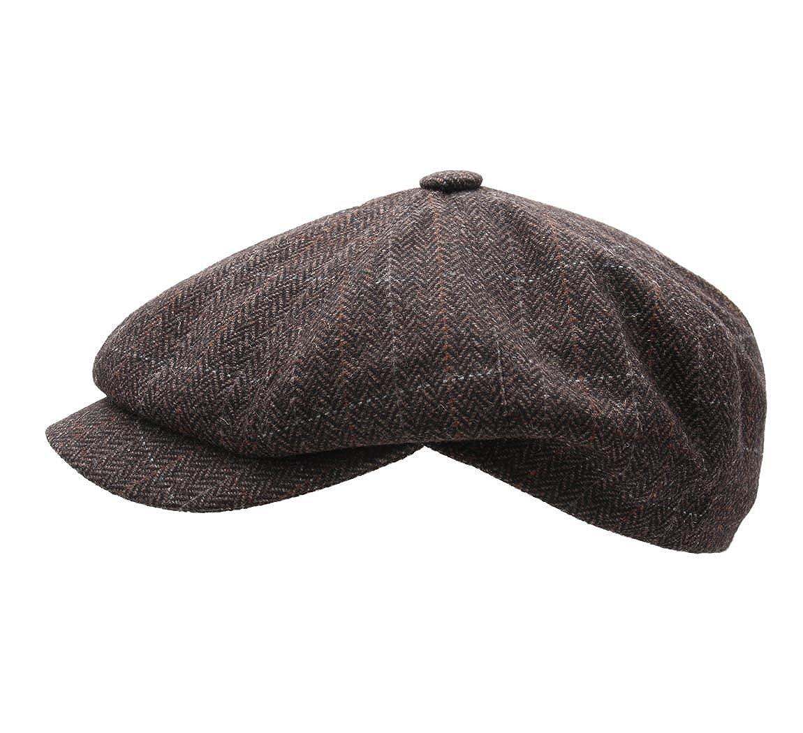 Classic Italy Mens Newyork Flat Cap