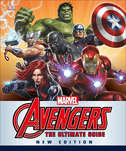 Marvel The Avengers: The Ultimate Guide, New Edition (Marvel Ultimate)