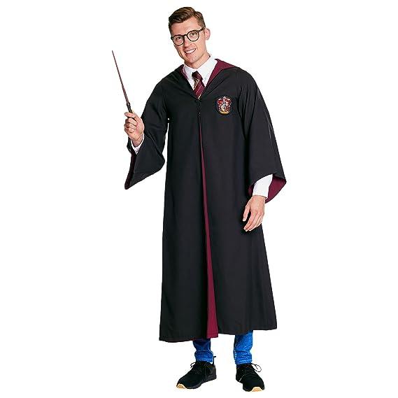 HARRY POTTER Asistente túnica roja del Traje del Traje de Gryffindor