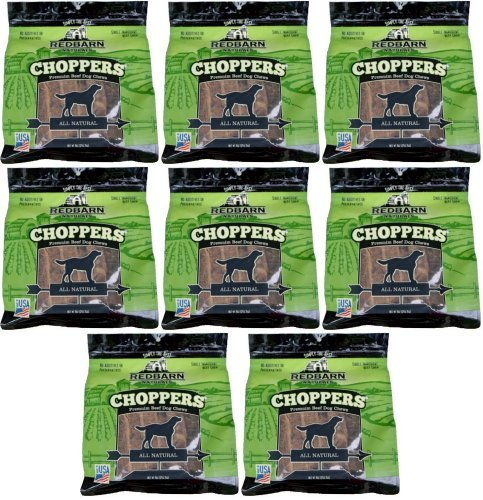 - Red Barn Beef Lung Choppers 4.5lbs (8 x 9oz)