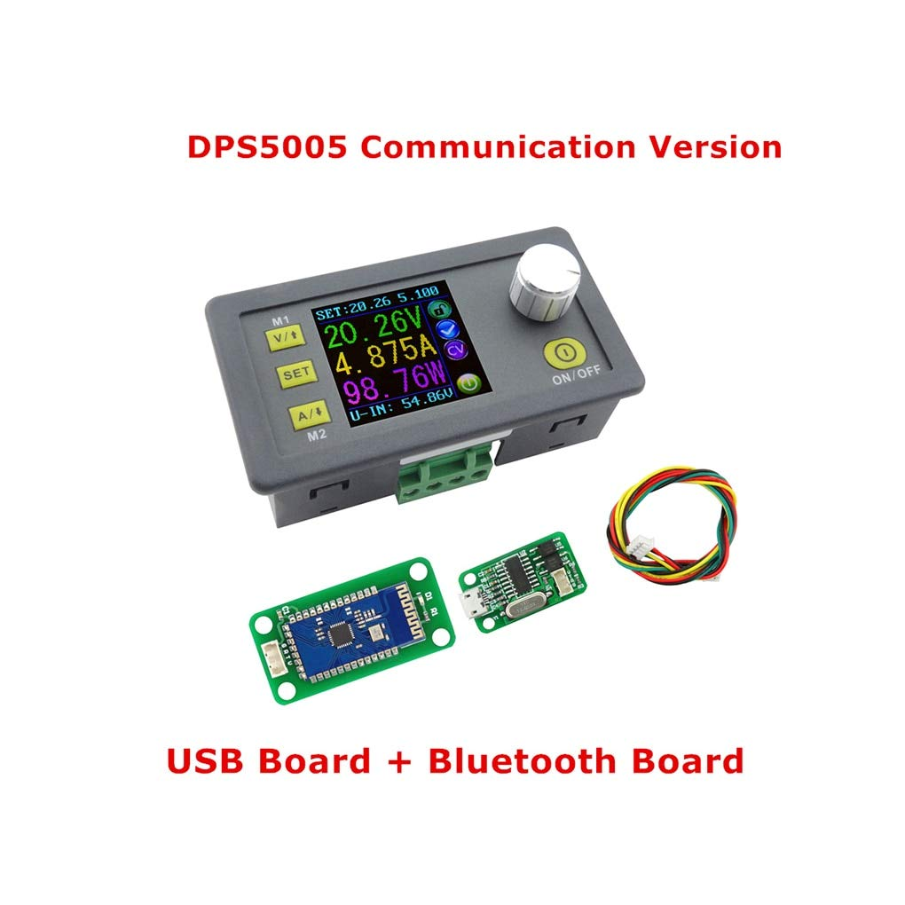 Drive Flash Usb - Usb Bluetooth Communication Constant Voltage Current Step Down Power Supply Module Buck Converter - Voltage Fluke Test Meters Voltage Meters Voltmeter Bluetooth Tester Driv by Unknown (Image #1)