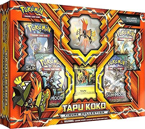 Pokemon Jeu de cartes TCG Tapu Koko Figure Collection