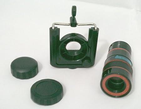 8x teleskop objektiv zoom für handy smartphone: amazon.de: kamera