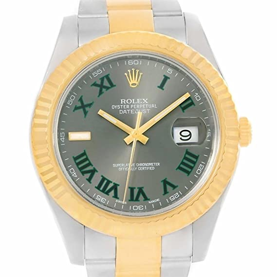 Rolex Datejust II automatic-self-wind – Reloj 116333 (Certificado) de segunda
