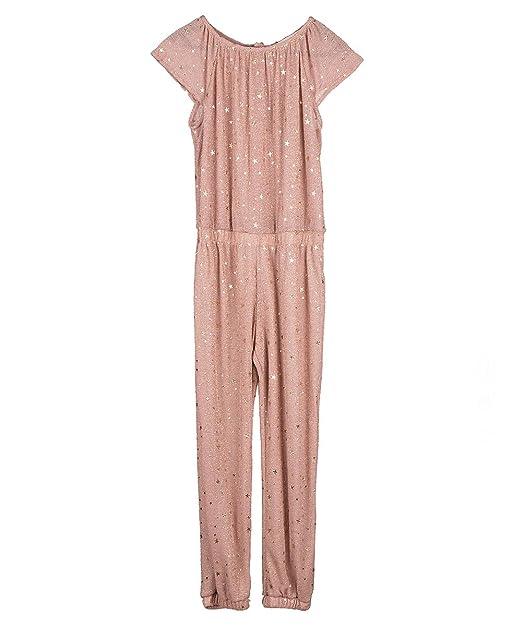 come trovare in arrivo super popolare Zara - Pigiama intero - ragazza Pink/Gold 8 anni: Amazon.it ...