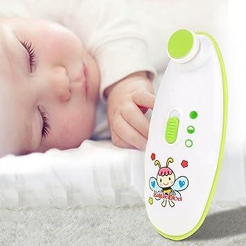 Amazon.com: Bebé eléctrica cortadora de uñas de bebé Niños ...