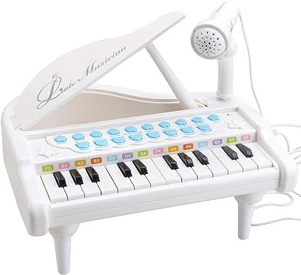 Amazon.com: Juguete de piano Amy&Benton para bebé y bebé ...