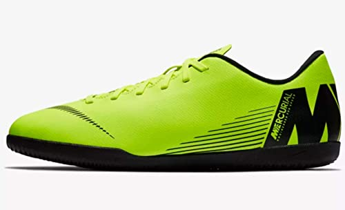 54244d41e596f NIKE , Chaussures de Foot pour Homme Jaune Jaune Fluo - Jaune - Jaune Fluo,