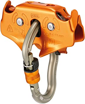 Petzl P24 DUA Plus Trac polea - para cuerda y cables uso ...